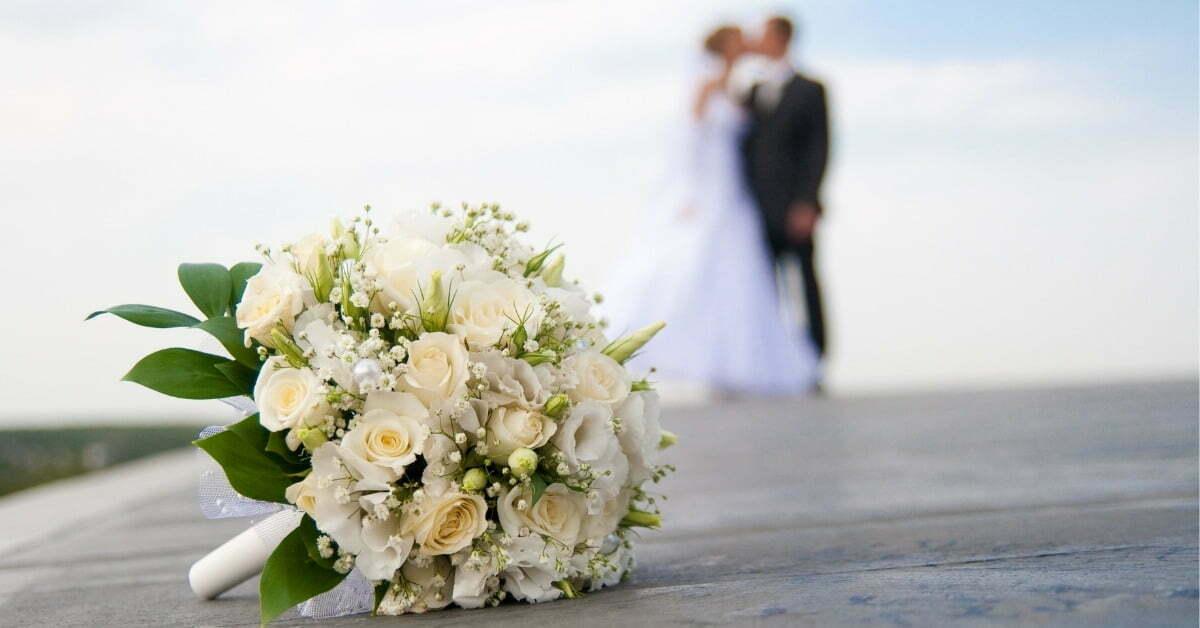 Bröllop blommor