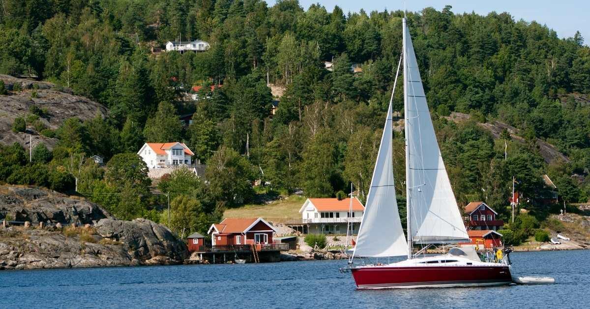 Båt i Sverige